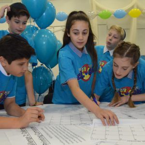 The aim of the programme is to engage Year 7 students with Jewish General Knowledge in an interactive and enjoyable manner. The students will have the opportunity to connect and study a variety of Jewish topics that are directly relevant for each student as they begin their journey as young Jewish adults in the 21st Century.